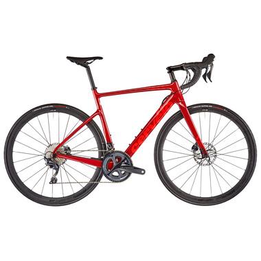 Vélo de Course CERVÉLO CALEDONIA DISC Shimano Ultegra 8000 36/52 Rouge 2021